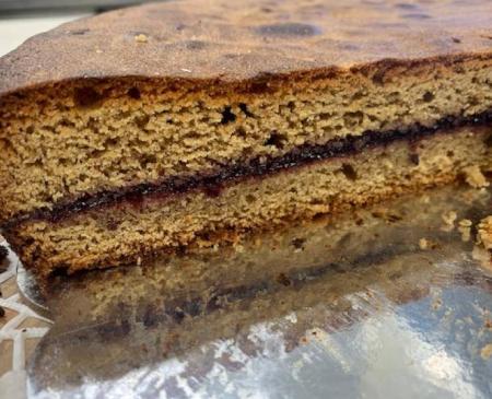 Torta saracena: Immagine